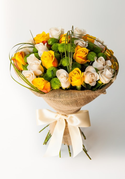 Jolly (24 roses)