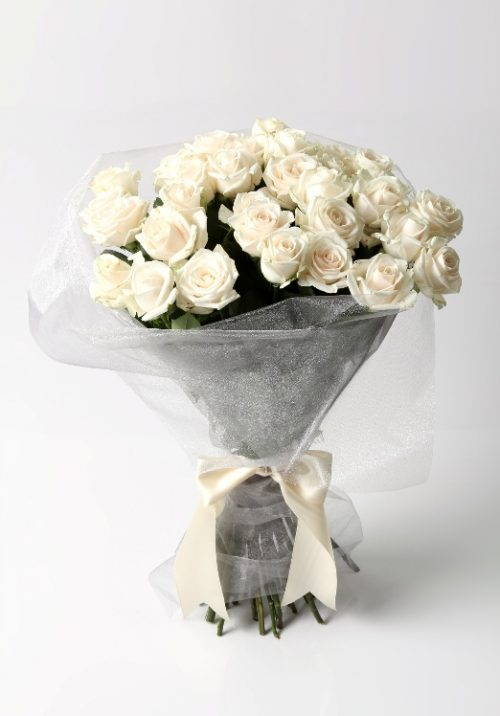 Tenderness (30 roses)