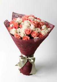 Symphony (50 roses)